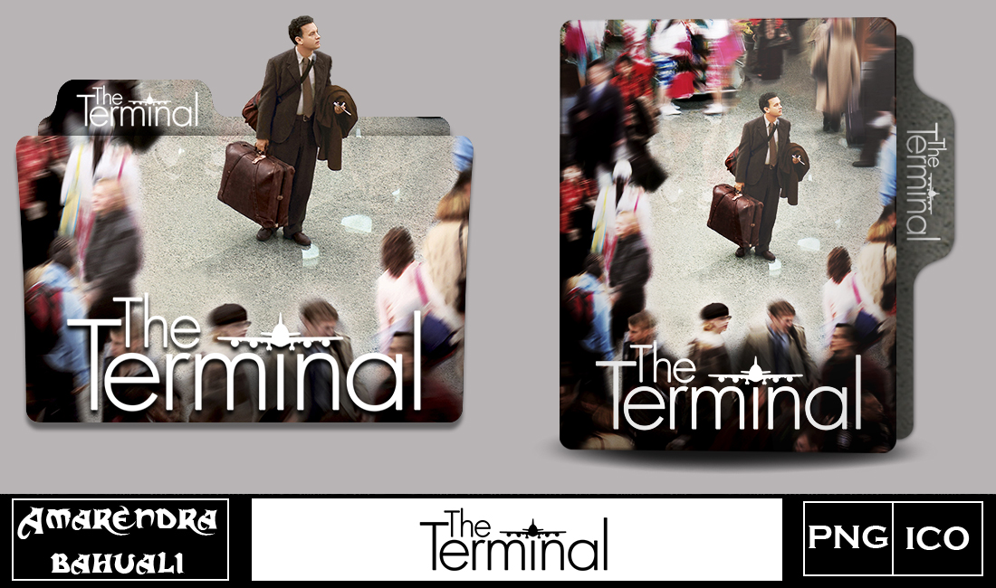 The Terminal 2004 Folder Icon By G0d 0f Thund3r On Deviantart