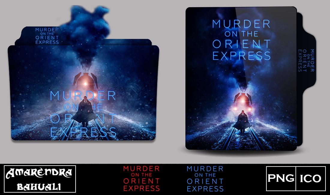 Murder On The Orient Express 2017 Folder Icon 3 By G0d 0f Thund3r On Deviantart