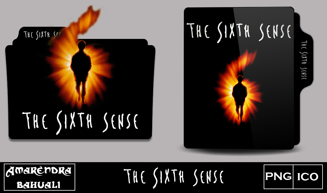 The Sixth Sense 1999 Folder Icon By G0d 0f Thund3r On Deviantart
