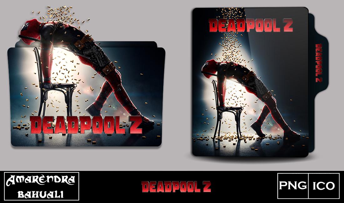 Deadpool 2 2018 Folder Icon By G0d 0f Thund3r On Deviantart