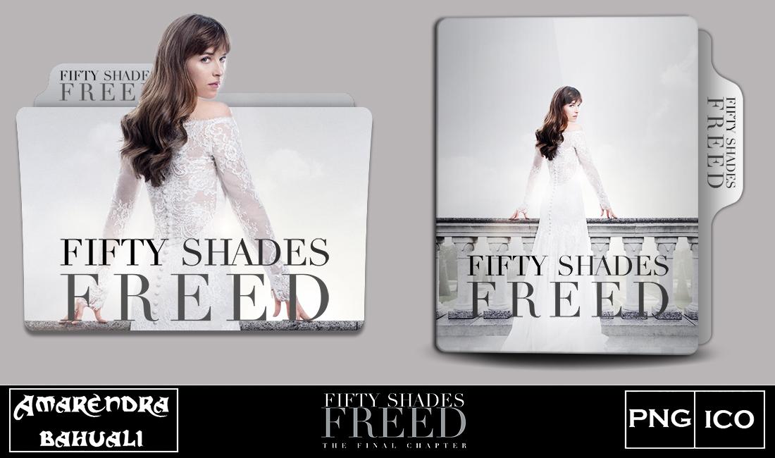 Fifty Shades Freed 2018 Folder Icon By G0d 0f Thund3r On Deviantart