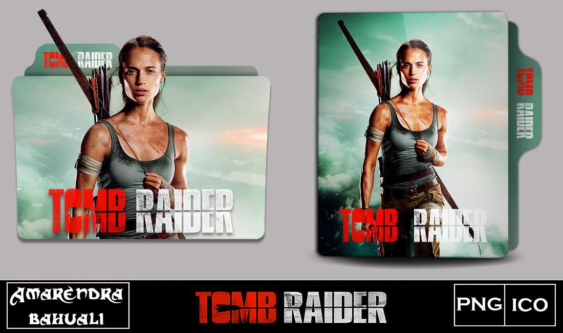 Tomb Raider (2018) v2 by DrDarkDoom on DeviantArt