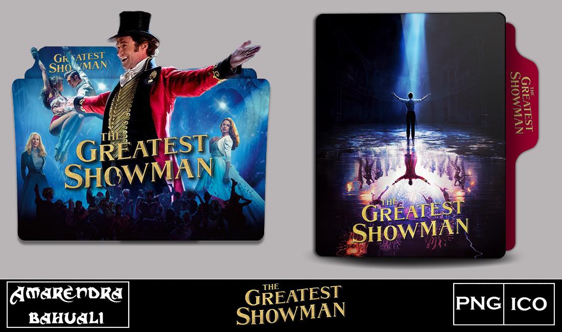 The Greatest Showman 2017 Folder Icon By G0d 0f Thund3r On Deviantart