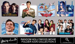 Random Hollywood Movies Folder Icon Collection 3 by G0D-0F-THUND3R