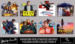 Random Hollywood Movie Folder Icon 4 by G0D-0F-THUND3R