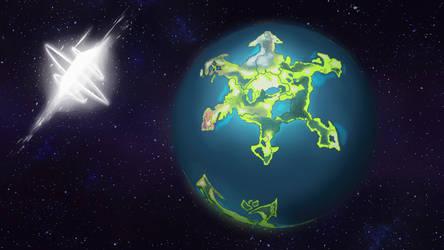 Snoworld Planet
