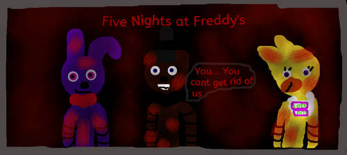 Five Nights at Freddy's by Nightwolf878