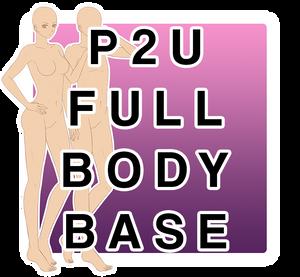 P2U Fullbody Base -Animable-
