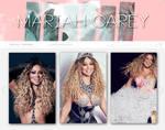 +Photopack: 13 - Mariah Carey by elliexcutiepie