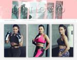 +Photopack: 14 - Demi Lovato by elliexcutiepie