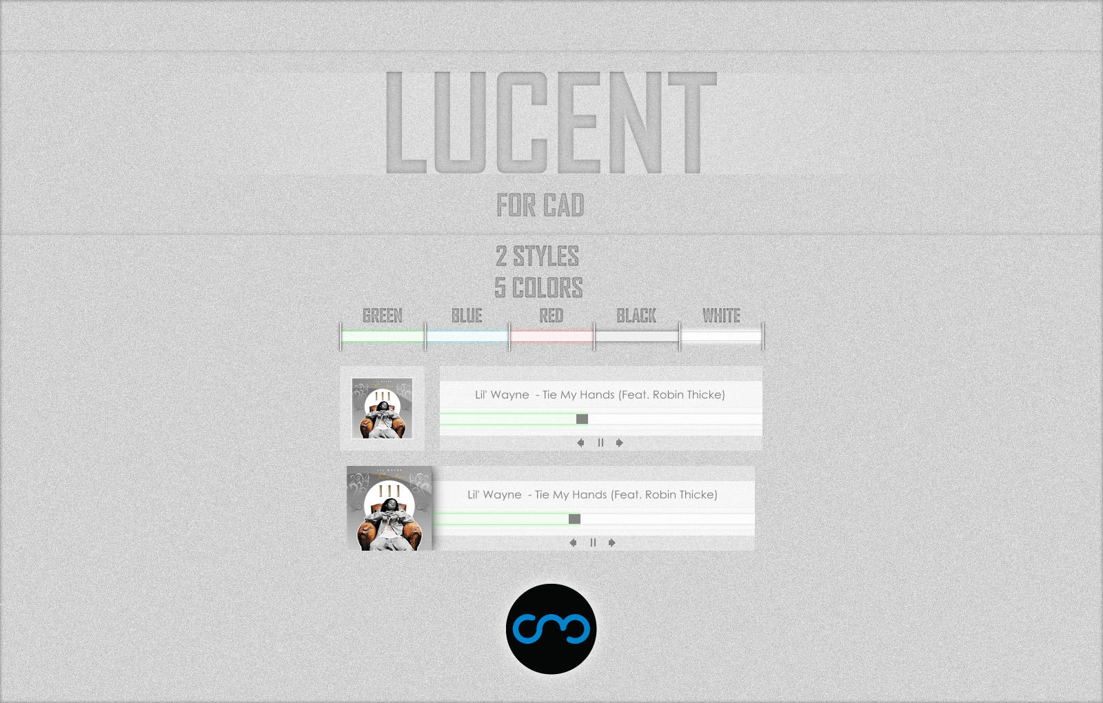 Lucent for CAD by C---M