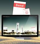Sand for Rainmeter