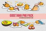 [PNG Pack] Gudetama