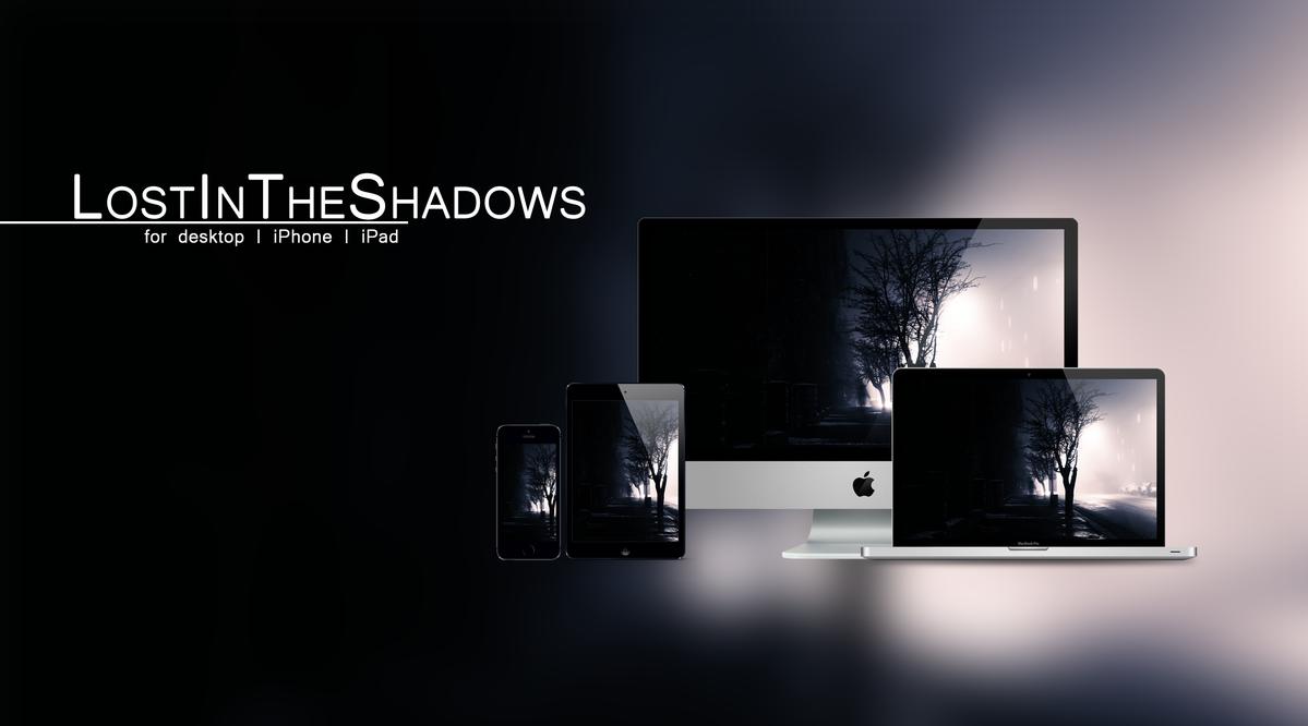 Lost In The Shadows by Daduunka
