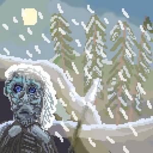 Winter - Pixel_Dailies