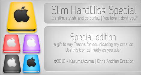 Slim HardDisk Special
