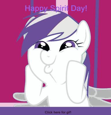 My little Pony: Spirit Day!