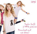Taylor Swift PNG pack