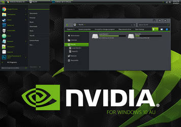 nVidia for Windows 10 AU by undefinist
