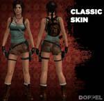 TOMB RAIDER Classic Skin (mod)