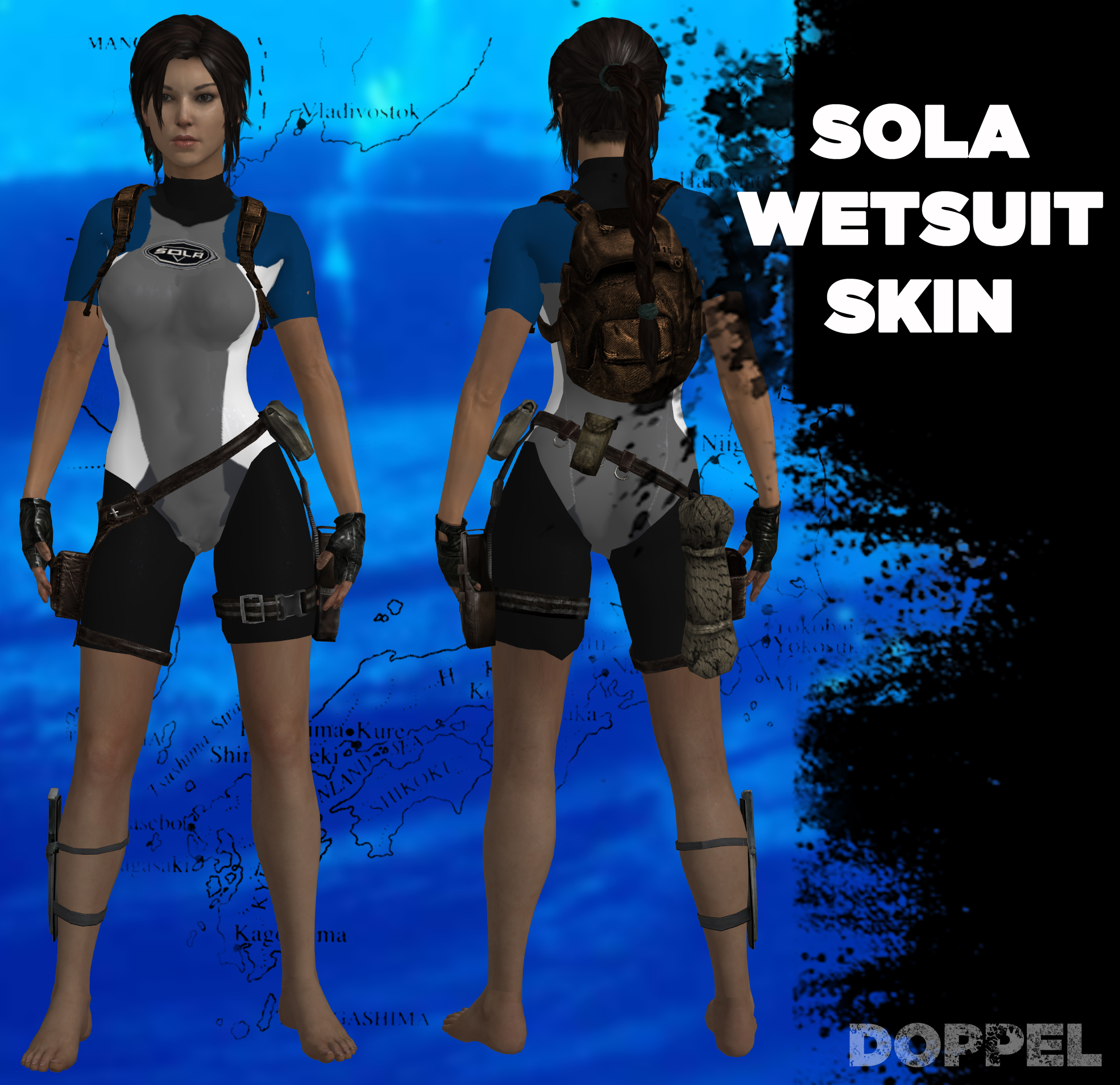 Tomb raider underworld skins nackt pictures