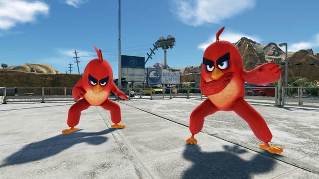 Tekken 7 Highly Upset Bird - Most Male Characters