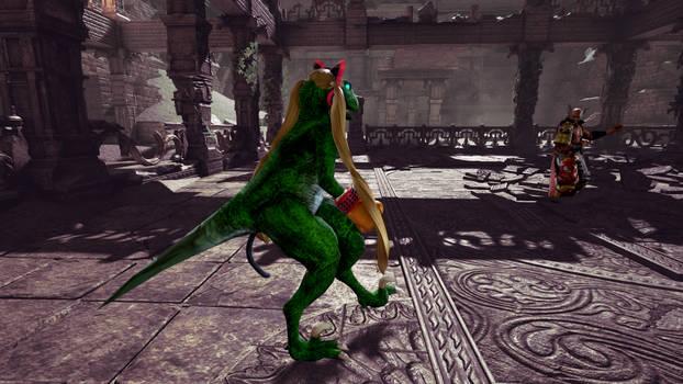 Tekken 7 Character Mod - Lucky Alexia