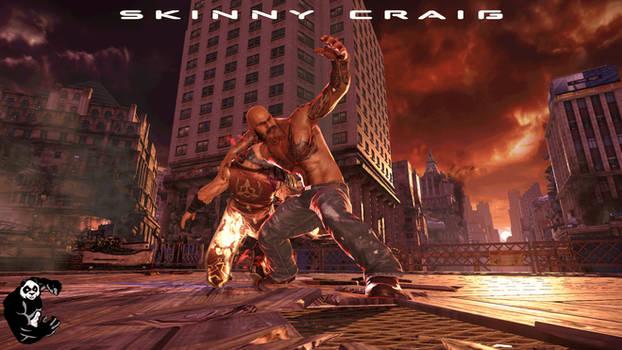 Tekken 7 Char Mod - Skinny Craig