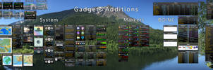 Gadgets Additions 3.2.0 by Dudebaker
