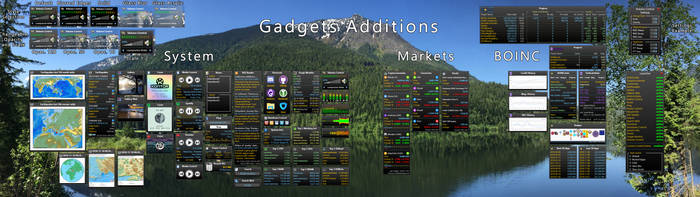 Gadgets Additions 3.3.1 by Dudebaker