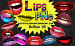 Lips_pack_Png