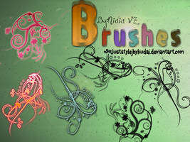 Pack 002 Brushes by juststyleJByKUDAI