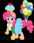 Everyone's Favorite Pink Party Pony