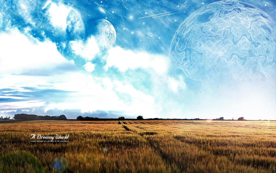 A dreamy world by bo0xVn