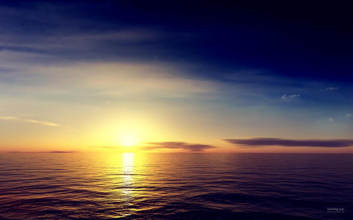 Morning sun by bo0xVn
