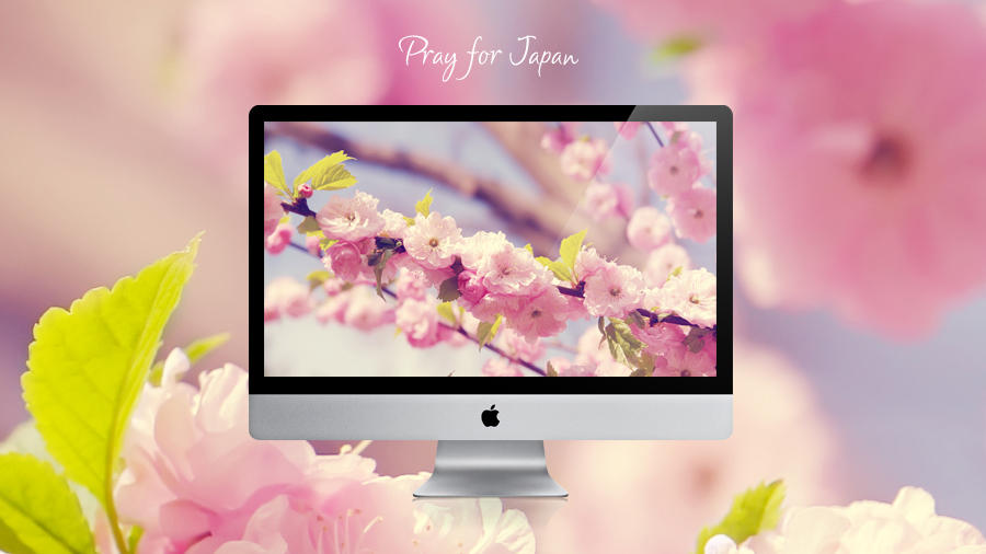 Pray for Japan by bo0xVn