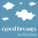 Cloud Brushes ver.1 for PS 7.0