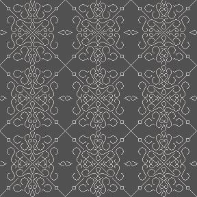 CrazySwirls Dark Pattern by cloud-no9