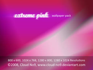 Extreme Pink Wallpaper Pack