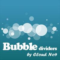 Bubble Dividers
