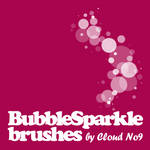 BubbleSparkle Brushes