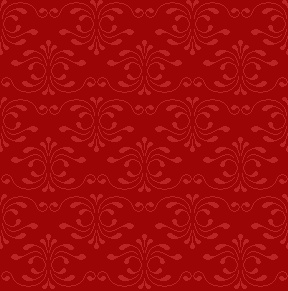SpicySwirls Pattern 1 Red by cloud-no9