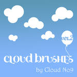 Cloud Brushes ver.2
