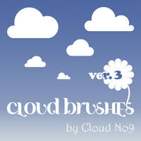 Cloud Brushes ver.3