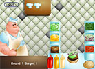 Burger Builder Game by Gamecreature