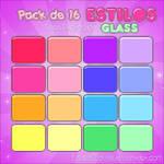 Pack de Estilos Glass