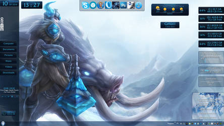 Winter Theme - Skin