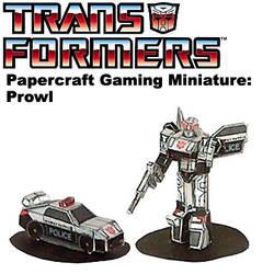 Transformers-Prowl