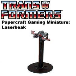 Transformers-Laserbeak