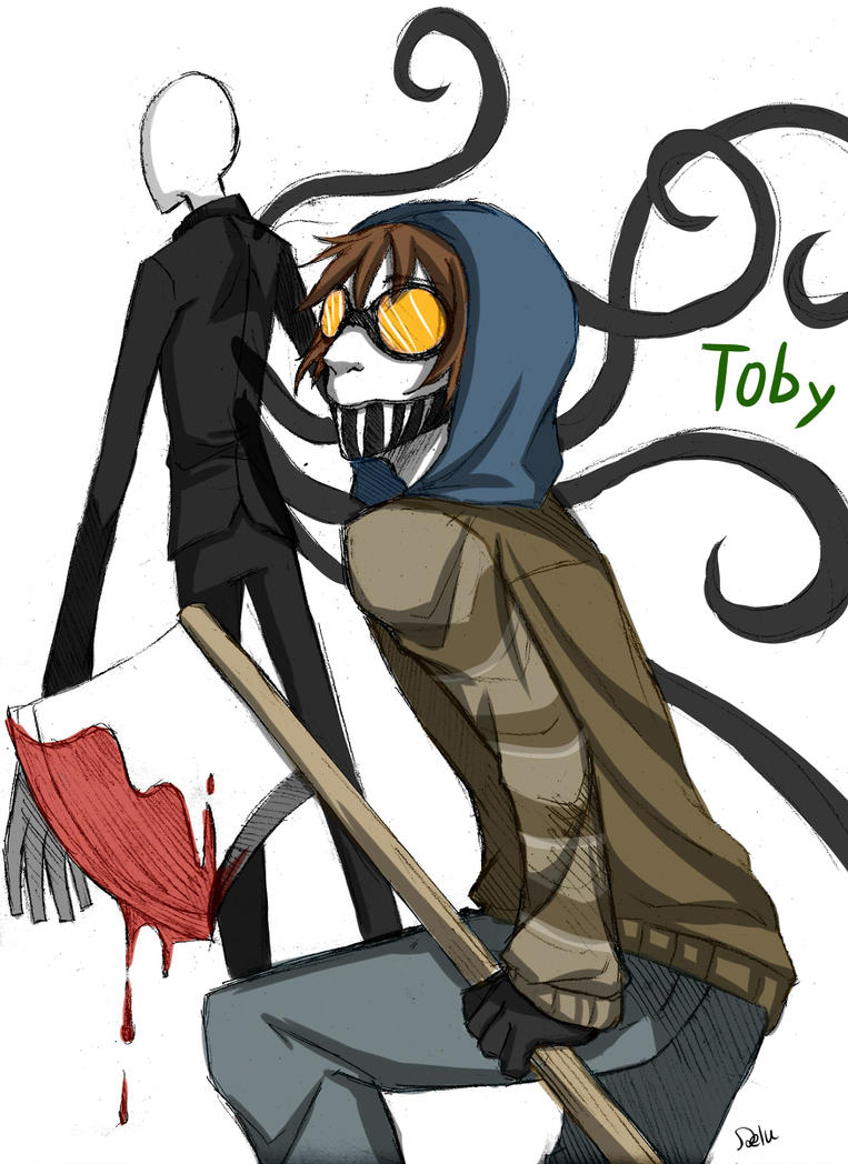 Ticci Toby X Male Reader